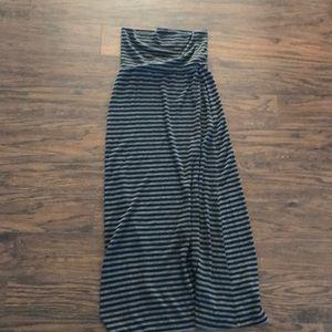 Kirra strapless dress/maxi skirt